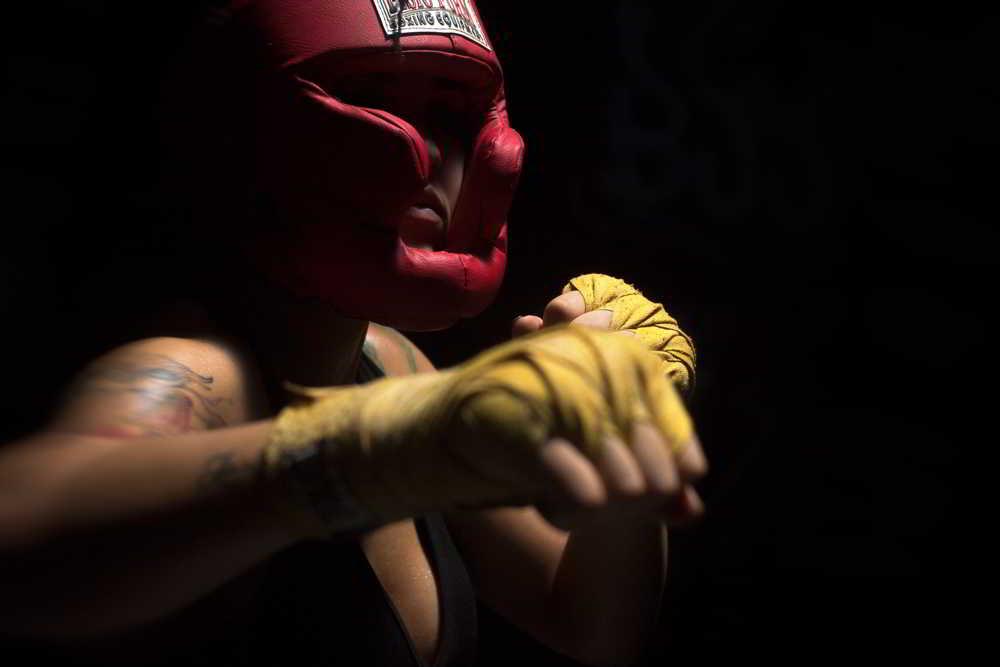 Trening bokserski w domu - ćwiczenia dla początkujących